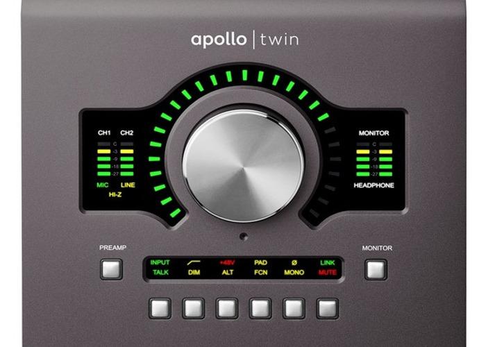 Apollo Twin Audio Interface Quad - 1