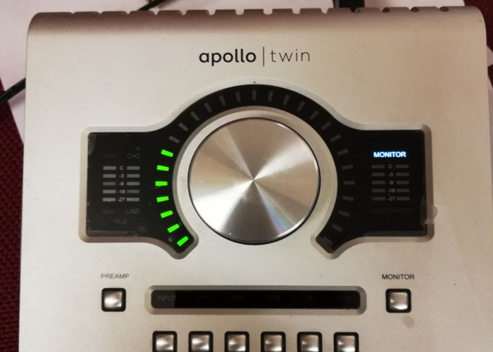 Apollo Twin Duo - 2