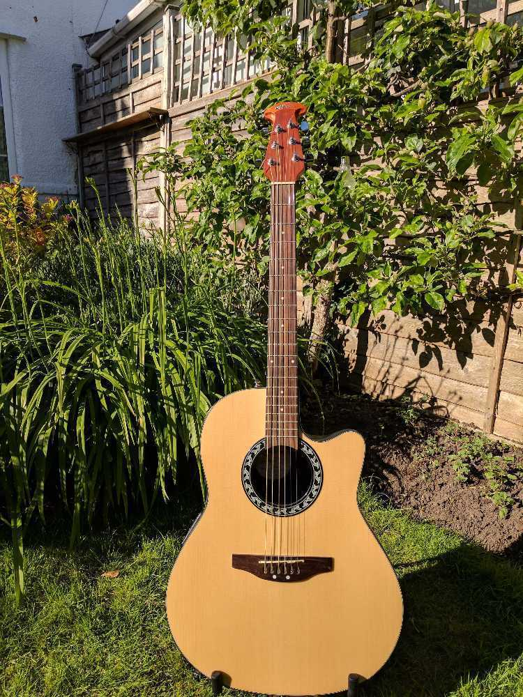 Applause Ovation Electro-Acoustic Guitar  - 1