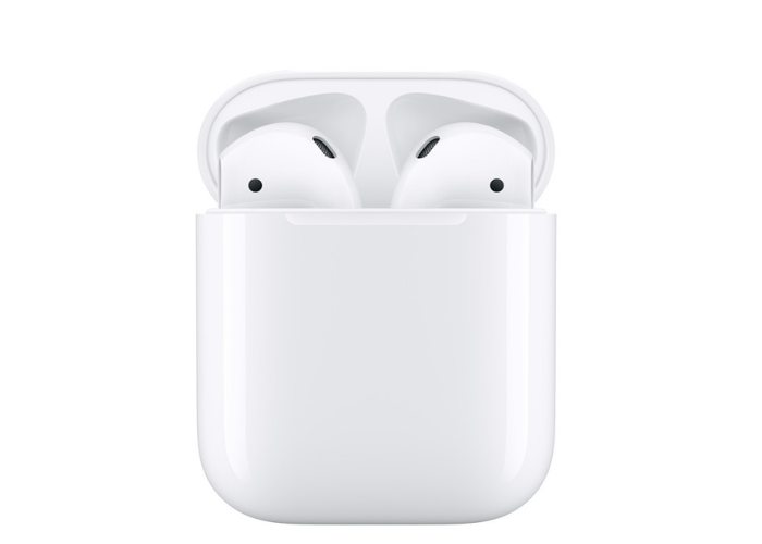 Apple Airpods 2 MV7N2 with Charging Case - White Airpods 2 - 1