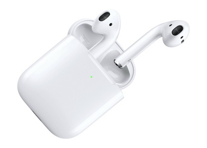 Apple AirPods Wireless Earbuds - 1