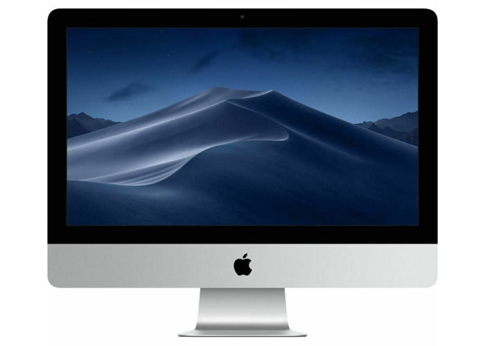 "Apple iMac 21.5"" Desktop with 4K Retina Display 3.4Ghz MNE02B/A Used - 1"
