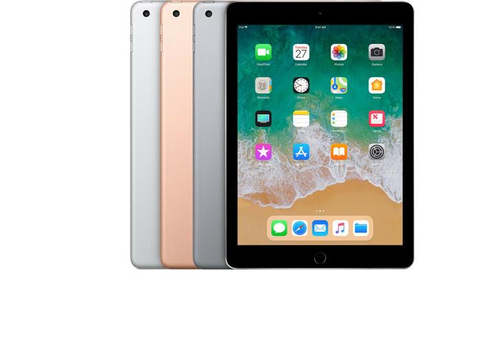 Apple iPad 6 6th Generation (2018) 32GB 128GB Wi-Fi 9.7Inch All Colours UK Spec  - 1