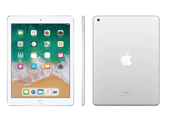 """Apple iPad 9.7"""" (2018) 32GB Wifi - Silver - 2"""