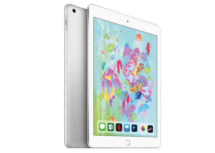 """Apple iPad 9.7"""" (2018) 32GB Wifi - Silver - 1"""