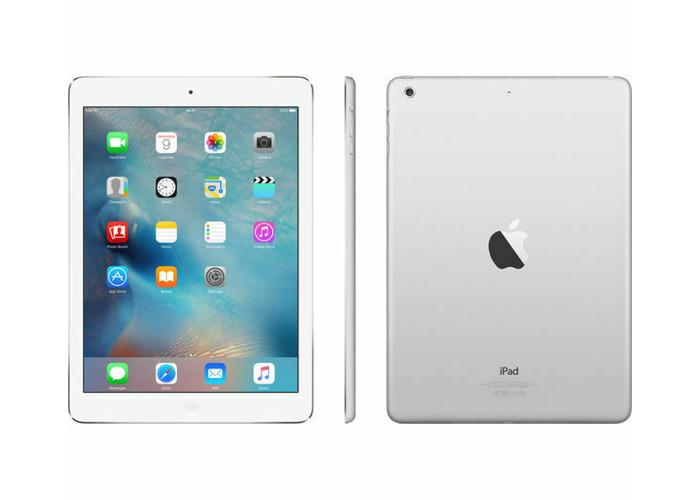 Apple iPad Air 1st Gen 32GB Wi-Fi Cellular Non GB Versions 9.7in Silver - 1