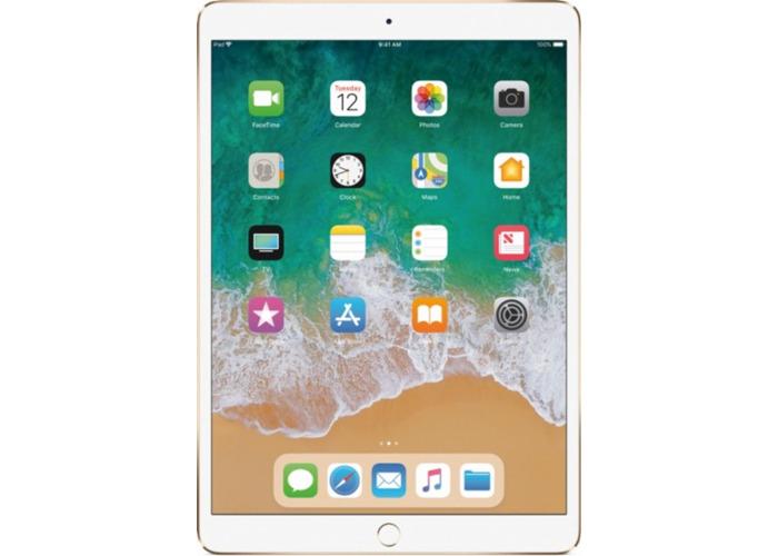 "Apple iPad Pro 10.5"" 256GB Wi-Fi + Cellular - Gold - 2"
