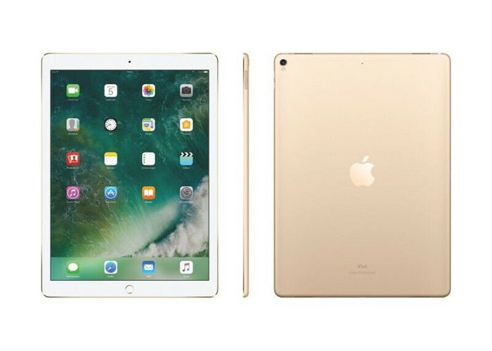 Apple iPad Pro 1st Gen 128GB Wi-Fi + Cellular 12.9in Gold - 1