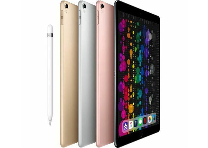 Apple iPad Pro 2nd Gen 256GB Wi-Fi 10.5in Rose Gold MPF22B/A - 2