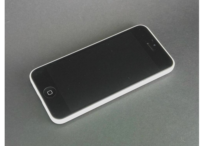 APPLE IPHONE 5C 8GB WHITE / A1507 - PRISTINE CONDITION - 4G - LOCKED TO EE - 1