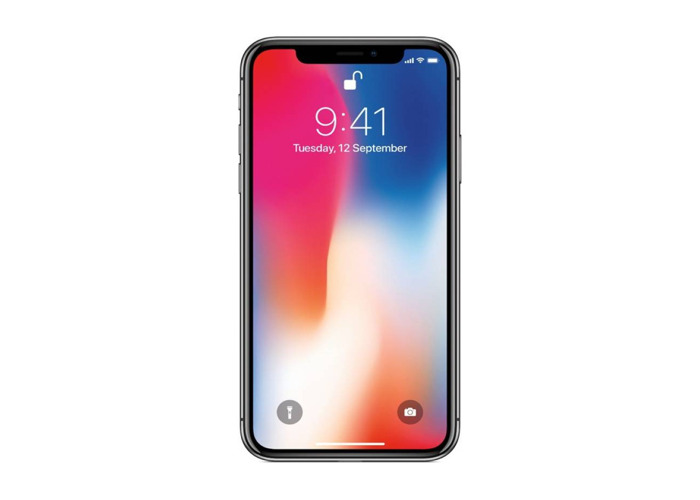 Apple iPhone X, 256GB - Space Grey - 2