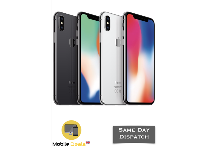 Rent Apple Iphone X Iphone 10 64gb Amp 256gb Unlocked Sim Free Smartphone 2 Colours In Wolverhampton Rent For 15 28 Day 106 96 Week 458 40 Month Fat Llama