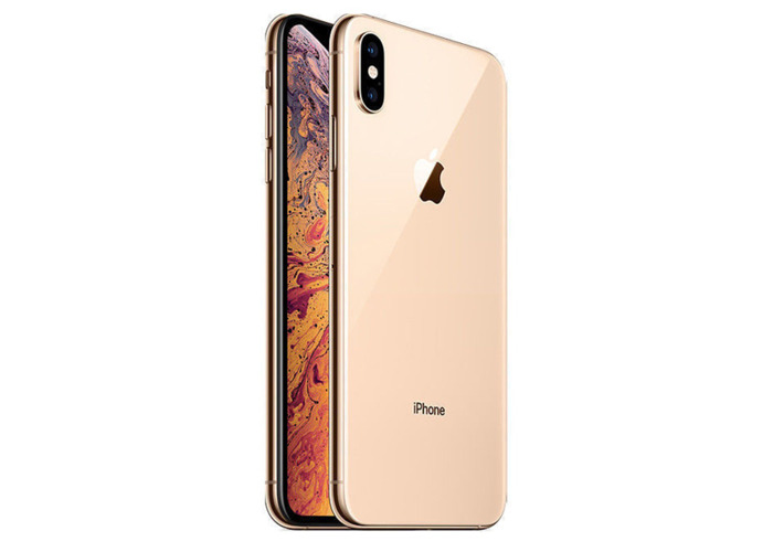 Apple iPhone XS Unlocked-Gold-64GB - 1