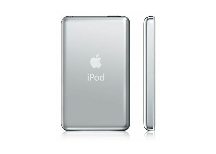 Apple iPod Classic 6th Generation Silver (120GB) - VERY GOOD CONDITION - 2