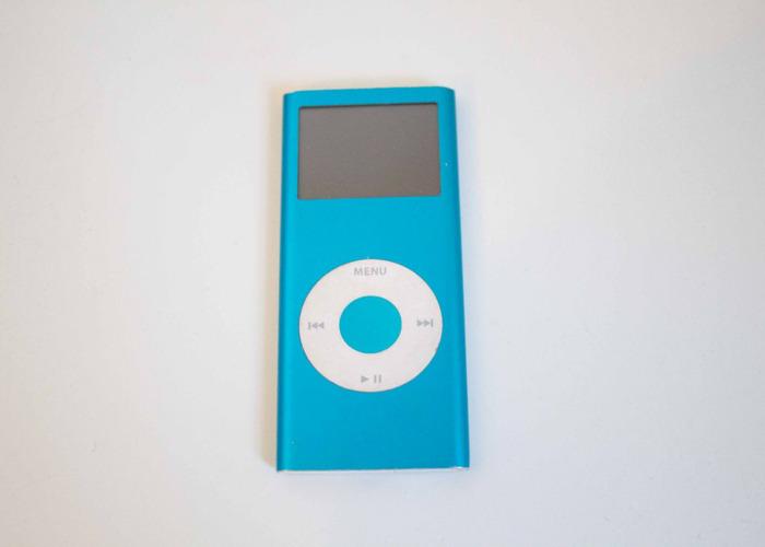Apple iPod Nano 2nd gen 2gb Blue - 1