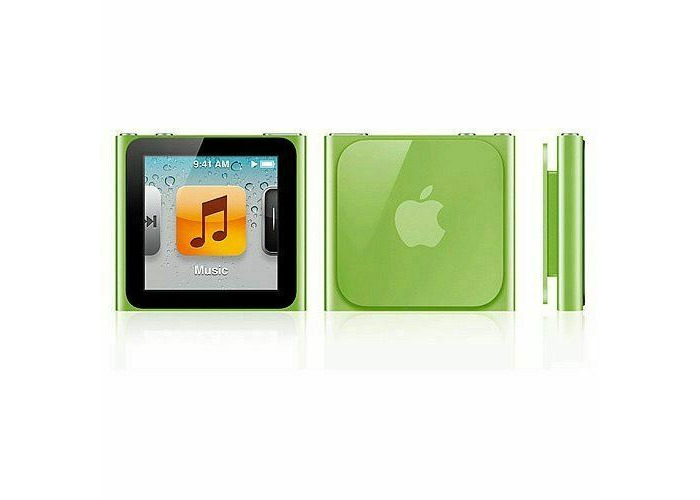 Apple iPod Nano 6th Generation Green (8GB) - VERY GOOD CONDITION - 2