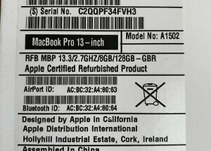 Apple Mac book pro - 2