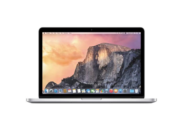 "Apple Macbook Pro 13"" Retina 2.7GHz Dual-Core Intel Core i5 128 GB (2015 New Version) Personal Computer - 1"