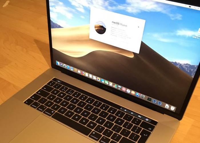Rent Apple Macbook Pro 15 Inch 2017 2 9 GHz i7 16GB in Cambridge