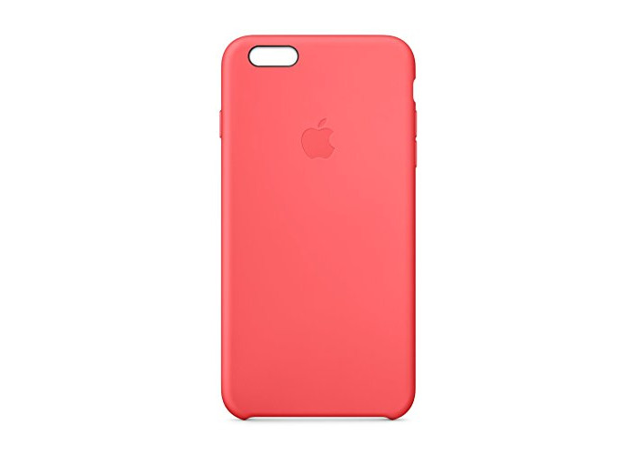 Apple MGXW2ZM/A SiliconeCase for Apple iPhone 6 Plus - Pink - 2