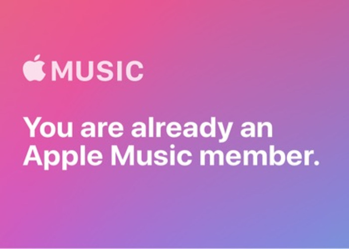 Apple Music Membership - 1