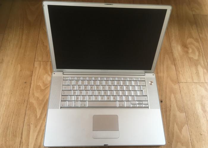 Verwonderlijk Rent Apple PowerBook G4 in Magheramorne | Fat Llama GP-13