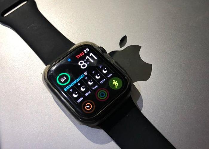 Apple Watch Series 4  (44mm Space Black) - Smartwatch  - 1