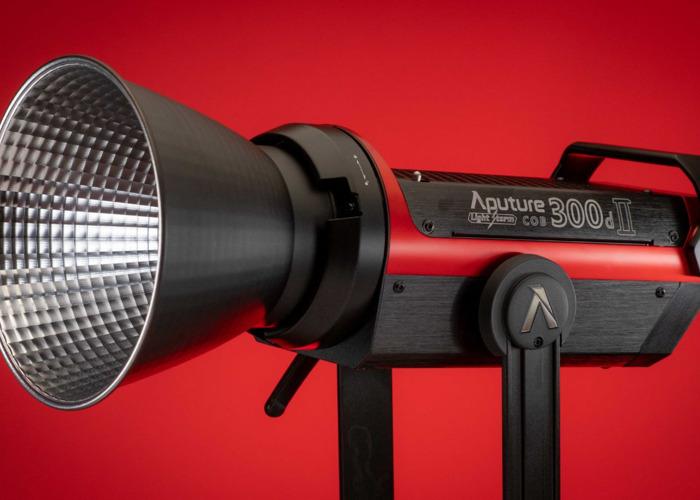 Apurture 300D II Continuous light LED Video - 2