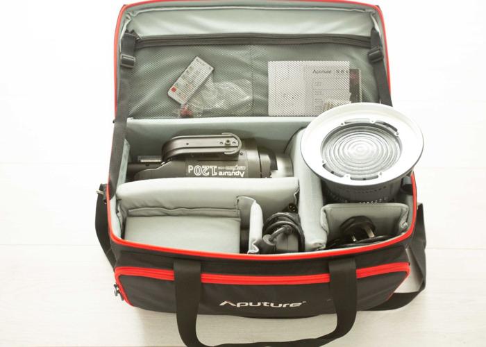 Aputure 120D Lighting kit - 1