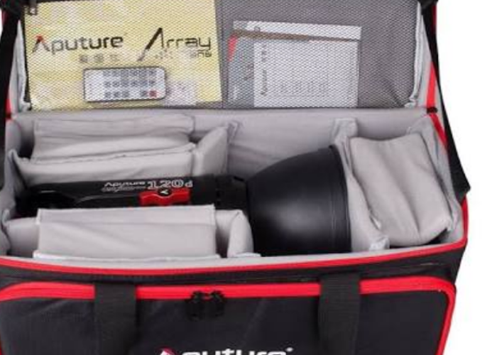 Aputure 300D + 120D + Softbox + Fresnel - 1