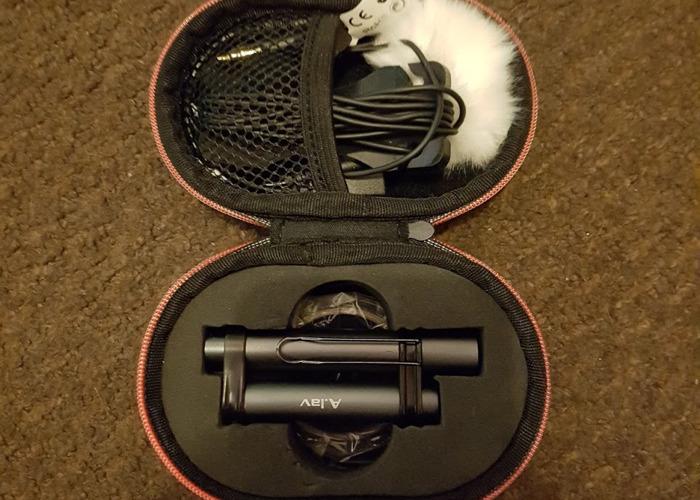 Aputure A Lav Lapel Microphone - 1