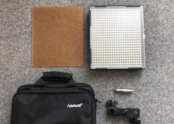 Aputure AL-528W LED Adjustable Light Panel - 1
