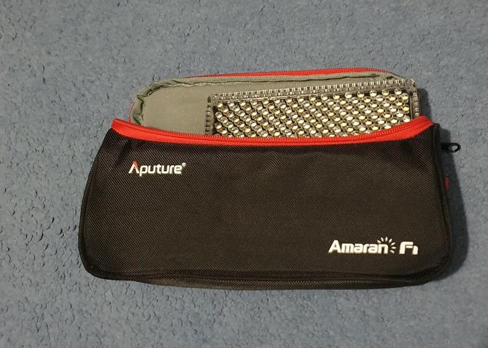 Aputure Amaran AL-F7 (My 2nd unit) - 1