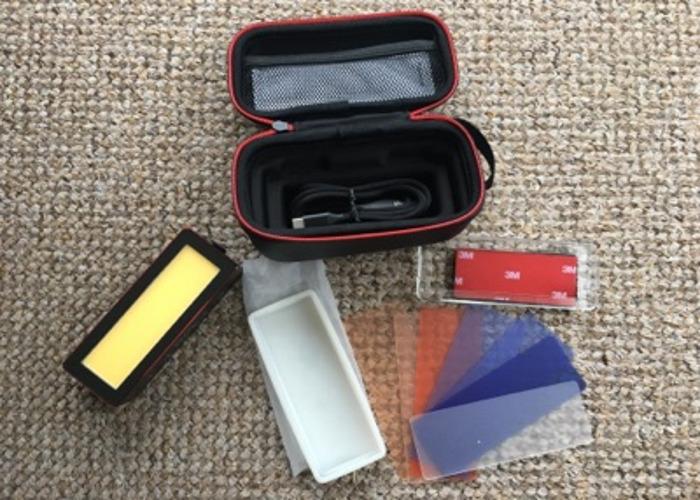 Aputure Amaran AL-MW Waterproof Mini LED Video Light - 1