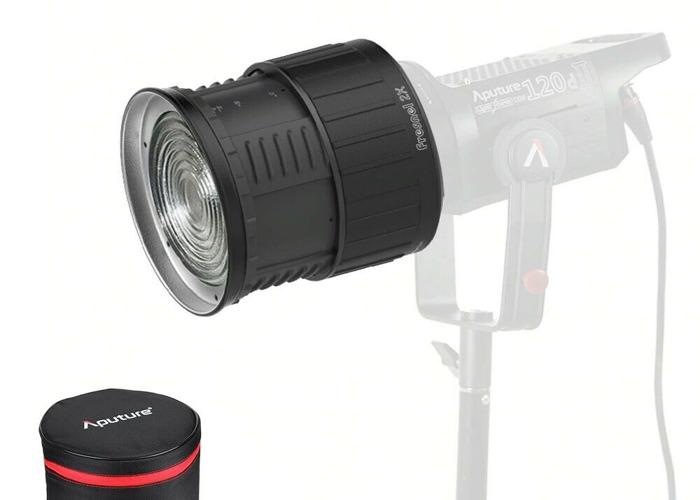 Aputure Fresnel 2x Bowen-S Mount Light Shaping Tool - 1