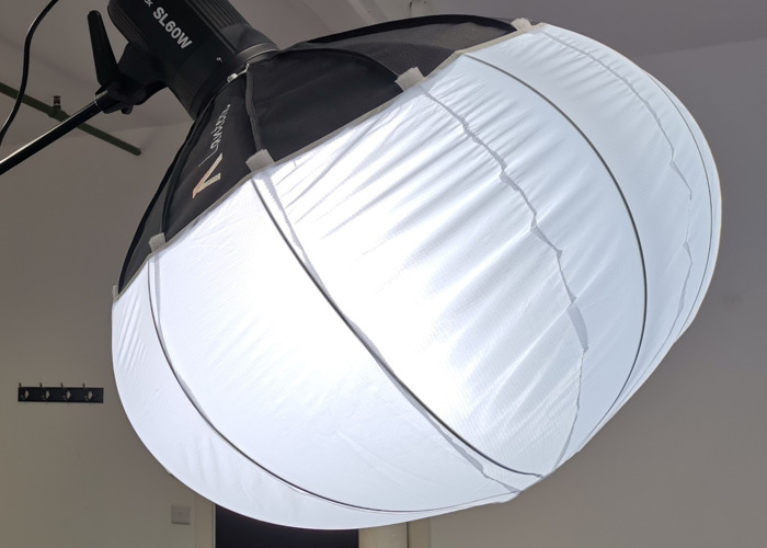 Aputure Lantern soft box/china ball - 1