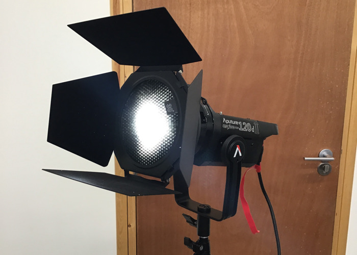 Aputure Light storm 120Dm2  - 2
