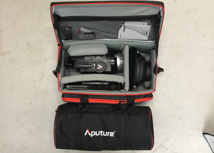 Aputure Light storm 120Dm2  - 1