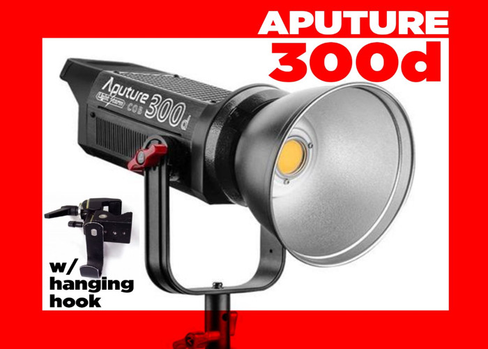 Aputure LS c300d - 1