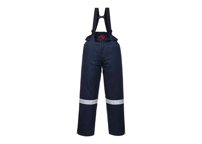 Araflame Insulated Salopettes  Navy  XXL  R - 1