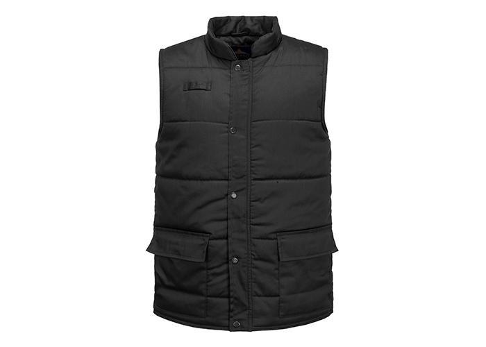 Aran Bodywarmer  Black  3 XL  R - 1