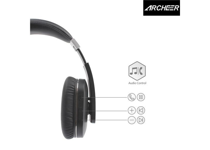 Archeer AH07 Wireless bluetooth Stereo Headphone Headset NFC with Mic for iPhone 6s Galaxy S6 Edge Cellphones - 2