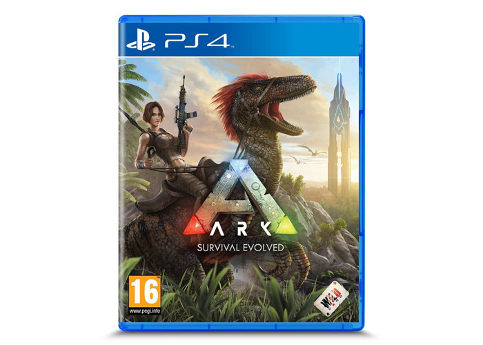 ARK: Survival Evolved (PS4) - 1