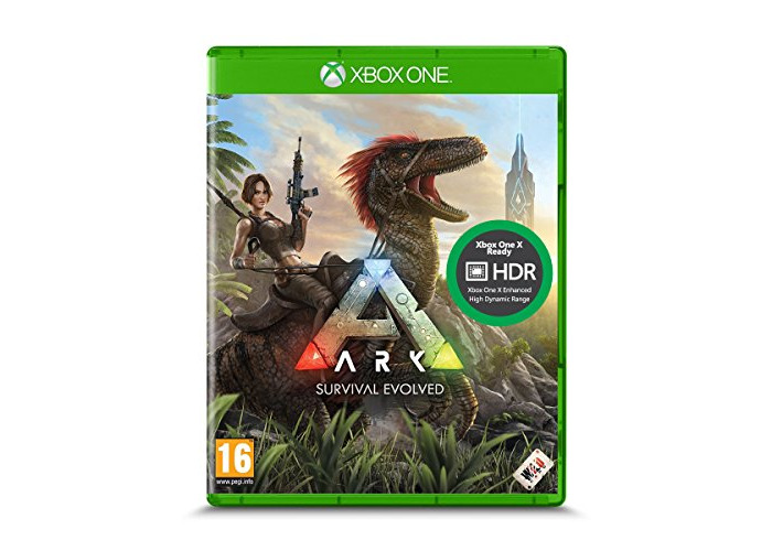 ARK: Survival Evolved (Xbox One) [video game] - 1
