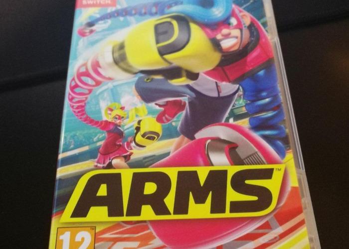 Arms - Nintendo Switch - 1