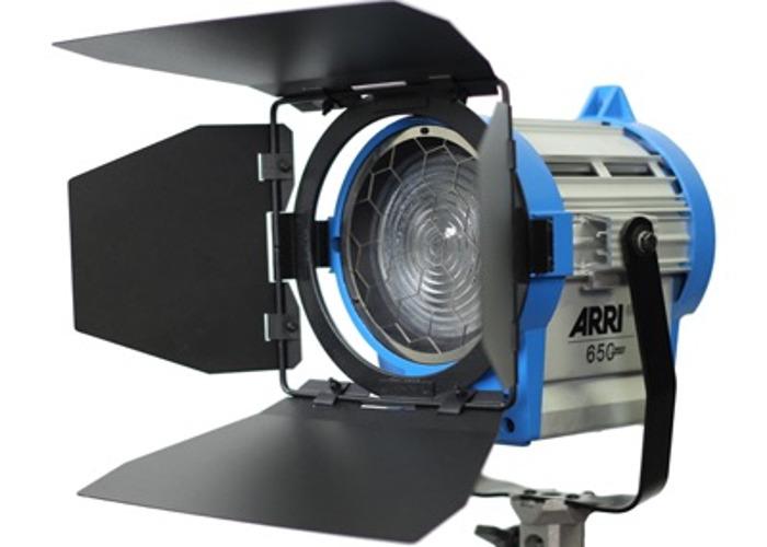 Arri 650w fresnel (2 Available) - 1