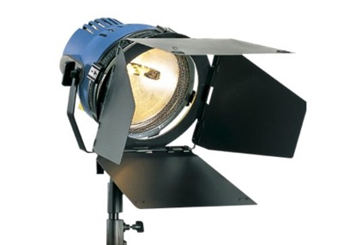 Arri 800w open face redhead (2 Available) - 1