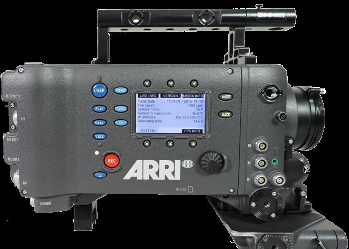 Arri Alexa Classic (2 Day minimum hire period) - 2