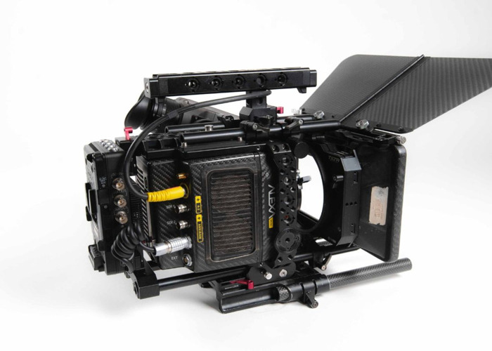 Arri Alexa Mini + SmallHD 703 Bolt Wireless Director Bundle - 1