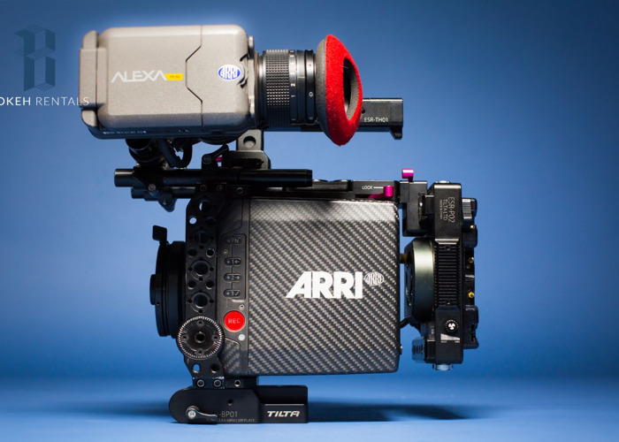 ARRI Alexa Mini BASIC Package - (4:3 & RAW) - 2